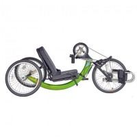 TOPEND XLT Handcycle. Click for more information...