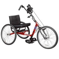 Top End Excelerator Handcycle. Click for more information...