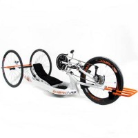 Shark RS Handcycle. Click for more information...