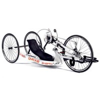 Shark RT Handcycle. Click for more information...