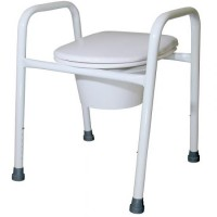 Premium Overtoilet Frame. Click for more information...
