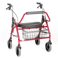 Mighty Mack Rollator. Click for more information...
