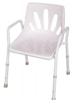 Premium Shower Chair. Click for more information...