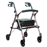 Multi Seat Adjust Rollator. Click for more information...