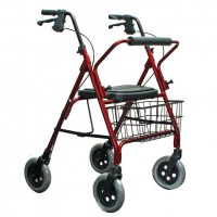 HIGH Mack Bariatric Walker. Click for more information...