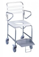 Mobile Commode / Shower Chair. Click to View Product...