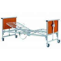 Full Electric K/D Home-Care Bed (4 Motors). Click for more information...