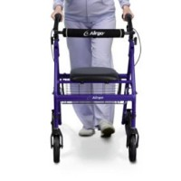 Airgo Basic Rollator. Click for more information...