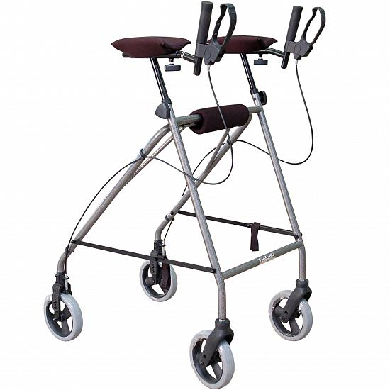 Austech medical mobility walkers freedom gutter arm for Mobility walker