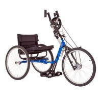 Top End Lil Excelerator Handcycle. Click for more information...