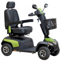 Pegasus 4 wheel Scooter. Click for more information...