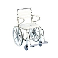 Maxi Self Propelled Commode. Click for more information...