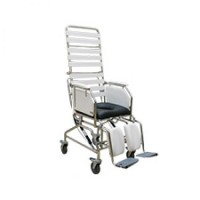 Gas Tilt-in-Space with Padded Armrests and Side Panels. Click for more information...